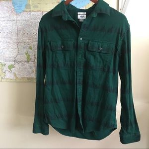 Old Navy Woodsy Flannel